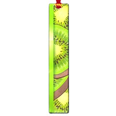 Fruit Slice Kiwi Green Large Book Marks by Mariart