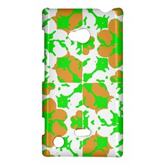 Graphic Floral Seamless Pattern Mosaic Nokia Lumia 720 by dflcprints