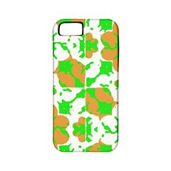 Graphic Floral Seamless Pattern Mosaic Apple Iphone 5 Classic Hardshell Case (pc+silicone) by dflcprints