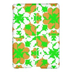 Graphic Floral Seamless Pattern Mosaic Samsung Galaxy Tab S (10 5 ) Hardshell Case  by dflcprints