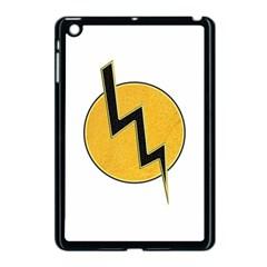 Lightning Bolt Apple Ipad Mini Case (black) by linceazul