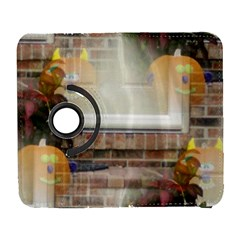 Ghostly Floating Pumpkins Galaxy S3 (flip/folio) by canvasngiftshop