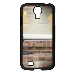 Ghostly Floating Pumpkins Samsung Galaxy S4 I9500/ I9505 Case (black) by canvasngiftshop