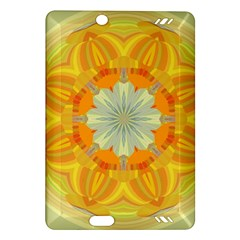 Sunshine Sunny Sun Abstract Yellow Amazon Kindle Fire Hd (2013) Hardshell Case by Nexatart