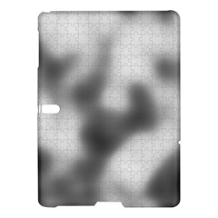 Puzzle Grey Puzzle Piece Drawing Samsung Galaxy Tab S (10 5 ) Hardshell Case  by Nexatart