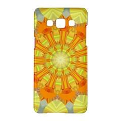 Sunshine Sunny Sun Abstract Yellow Samsung Galaxy A5 Hardshell Case