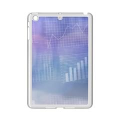 Business Background Blue Corporate Ipad Mini 2 Enamel Coated Cases by Nexatart