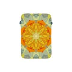 Sunshine Sunny Sun Abstract Yellow Apple Ipad Mini Protective Soft Cases by Nexatart