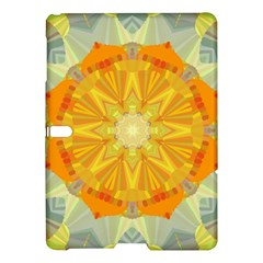 Sunshine Sunny Sun Abstract Yellow Samsung Galaxy Tab S (10 5 ) Hardshell Case  by Nexatart
