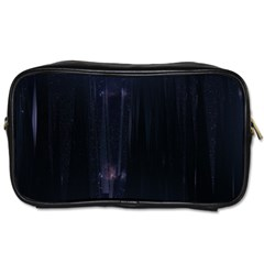 Abstract Dark Stylish Background Toiletries Bags 2 Side by Nexatart