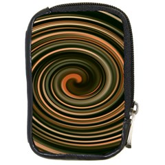 Strudel Spiral Eddy Background Compact Camera Cases by Nexatart