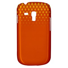 Orange Star Space Galaxy S3 Mini by Mariart