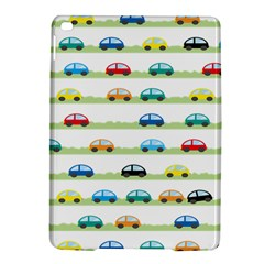 Small Car Red Yellow Blue Orange Black Kids Ipad Air 2 Hardshell Cases by Mariart
