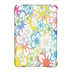 Star Flower Rainbow Sunflower Sakura Apple Ipad Mini Hardshell Case (compatible With Smart Cover) by Mariart