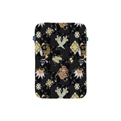 Traditional Music Drum Batik Apple Ipad Mini Protective Soft Cases by Mariart