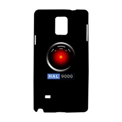 Hal 9000 Samsung Galaxy Note 4 Hardshell Case by linceazul