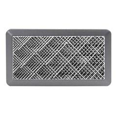 Pattern Metal Pipes Grid Memory Card Reader (mini)