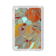 Liquid Bubbles Ipad Mini 2 Enamel Coated Cases by theunrulyartist