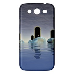 Abstract Gates Doors Stars Samsung Galaxy Mega 5 8 I9152 Hardshell Case  by Nexatart