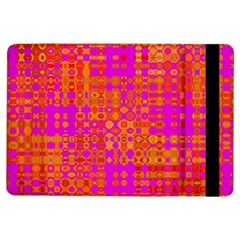 Pink Orange Bright Abstract Ipad Air Flip by Nexatart