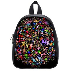 Network Integration Intertwined School Bags (small)  by Nexatart