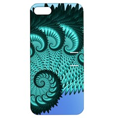 Fractals Texture Abstract Apple Iphone 5 Hardshell Case With Stand by Nexatart