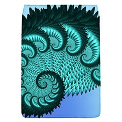 Fractals Texture Abstract Flap Covers (s)  by Nexatart