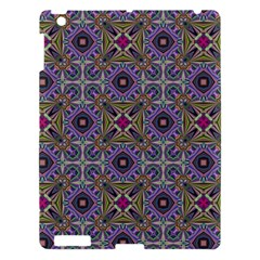 Vintage Abstract Unique Original Apple Ipad 3/4 Hardshell Case by Nexatart