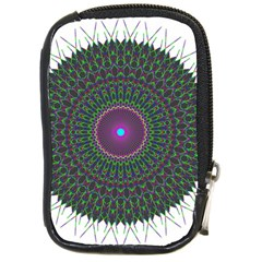 Pattern District Background Compact Camera Cases by Nexatart