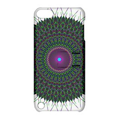 Pattern District Background Apple Ipod Touch 5 Hardshell Case With Stand by Nexatart