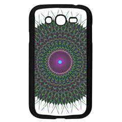Pattern District Background Samsung Galaxy Grand Duos I9082 Case (black) by Nexatart