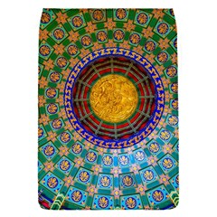 Temple Abstract Ceiling Chinese Flap Covers (s)  by Nexatart