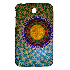 Temple Abstract Ceiling Chinese Samsung Galaxy Tab 3 (7 ) P3200 Hardshell Case