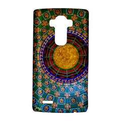 Temple Abstract Ceiling Chinese Lg G4 Hardshell Case by Nexatart