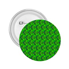 Abstract Art Circles Swirls Stars 2 25  Buttons by Nexatart