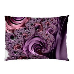 Abstract Art Fractal Art Fractal Pillow Case (two Sides) by Nexatart