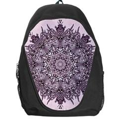 Sacred Art Shaman Shamanism Backpack Bag by Nexatart