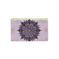 Sacred Art Shaman Shamanism Cosmetic Bag (xs) by Nexatart