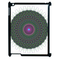Pattern District Background Apple Ipad 2 Case (black) by Nexatart