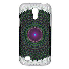 Pattern District Background Galaxy S4 Mini by Nexatart
