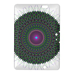 Pattern District Background Kindle Fire Hdx 8 9  Hardshell Case by Nexatart