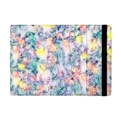 Softly Floral C Apple Ipad Mini Flip Case by MoreColorsinLife