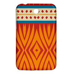 Shapes In Retro Colors Nokia Lumia 925 Hardshell Case by LalyLauraFLM