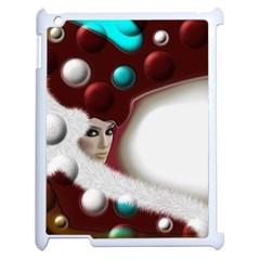 Carnaval Apple Ipad 2 Case (white) by mugebasakart