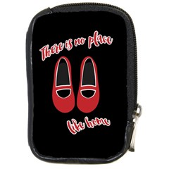 There Is No Place Like Home Compact Camera Cases by Valentinaart