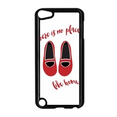 There Is No Place Like Home Apple Ipod Touch 5 Case (black) by Valentinaart