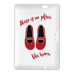 There Is No Place Like Home Kindle Fire Hdx 8 9  Hardshell Case by Valentinaart