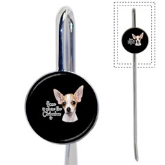 Chihuahua Book Mark by Valentinaart