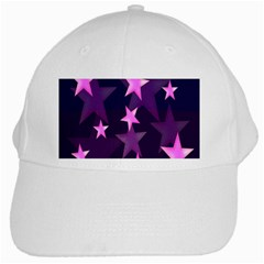 Background With A Stars White Cap by Nexatart