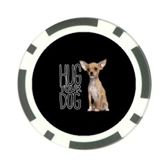 Chihuahua Poker Chip Card Guard (10 Pack) by Valentinaart